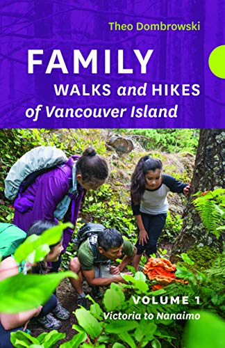 Used, Family Walks and Hikes of Vancouver Island  — Volume for sale  Delivered anywhere in Canada