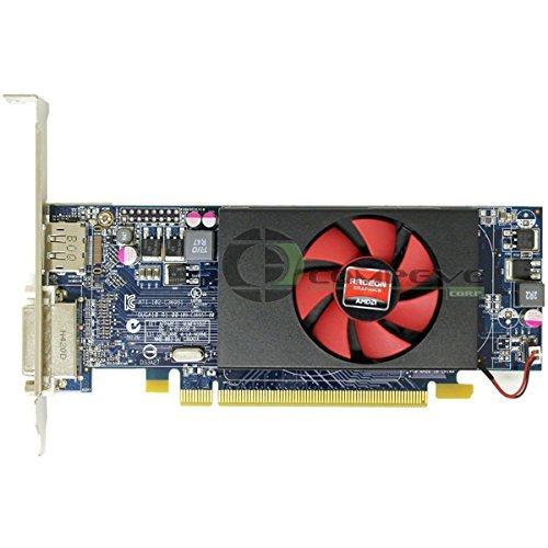 51Ed1RQyqaL - AMD Radeon HD 8490 1GB DDR3 PCIe x16 DVI DisplayPort Graphics Video Card Dell J53GJ High Profile