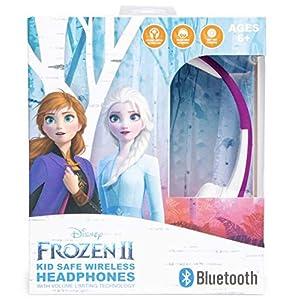 Disney Frozen 2 Bluetooth Kids Headphones for Kids/Toddler/Teen Girls