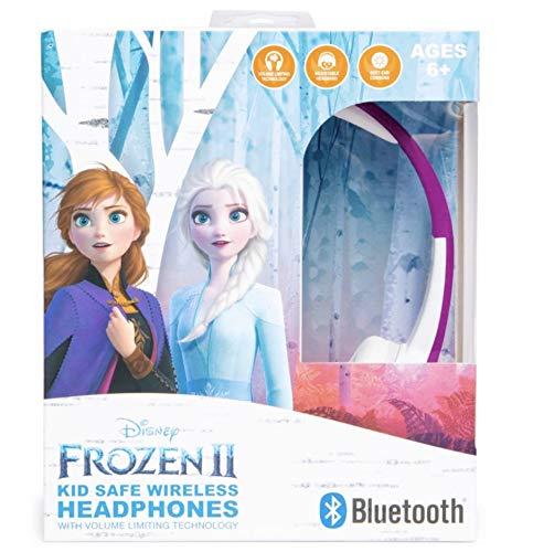 Disney Frozen 2 Bluetooth Kids Headphones for Girls | Christmnas Gift 2019