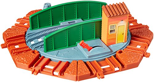 Fisher-Price-TrackMaster-Tidmouth-Turntable-Expansion-Pack-8-Piece