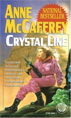 Anne Crystal - Crystal Line (Crystal Singer Trilogy Book 3)