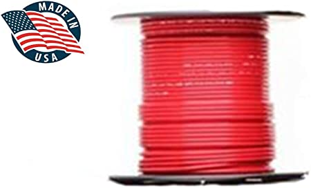 50ft Mil-Spec high temperature wire cable 22 Gauge WHITE Tefzel M22759//16-22-9