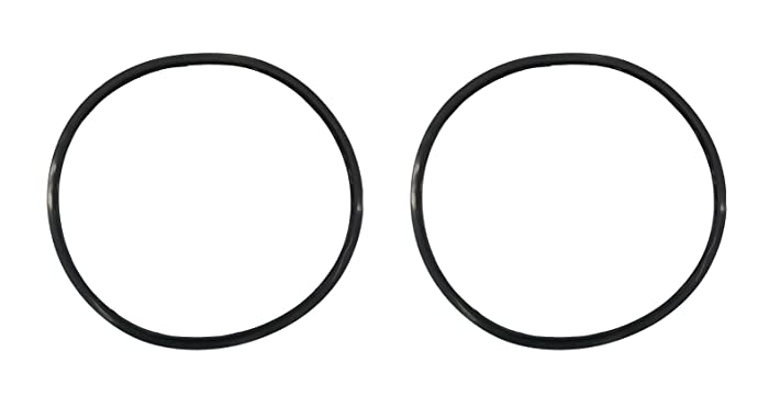 (2) Gasket for Mirro S-9892 Pressure Cooker Replacement 4, 6 and 8 QT Models by TacPower