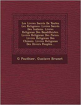 Les Livres Sacres De Toutes Les Religions Livres Sacres Des