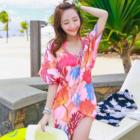 YUPE Hot spring Badeanzug Badeanzug Mode bikini 3-teilige hot spring Badeanzug Frau