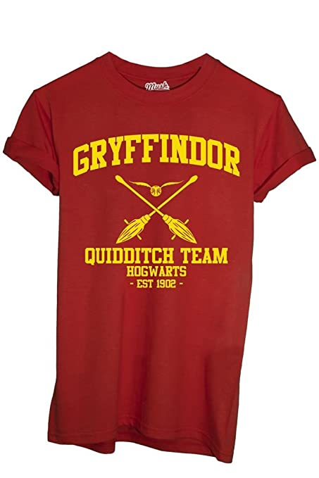 16 opinioni per T-Shirt GRYFFINDOR QUIDDITCH HARRY POTTER- FILM by Mush Dress Your Style