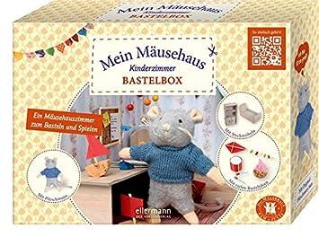 Bastelbox - Mein Mäusehaus-Kinderzimmer: Ein Mäusehauszimmer zum ...
