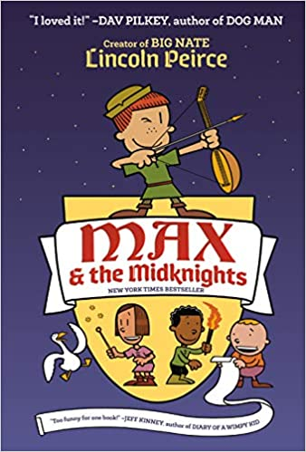 Image result for max and midknights