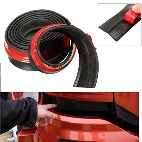 Universal Bumper Protector Splitter Spoiler product image