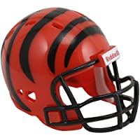 NFL Riddell Cincinnati Bengals Pocket Pro Micro Helmet - Orange