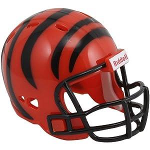 NFL Riddell Cincinnati Bengals Pocket Pro Micro Helmet - Orange