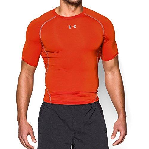 Under Armour Men's HeatGear Armour Short Sleeve