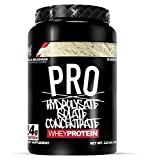 RUN EVERYTHING LABS | PRO | HYDROLYSATE, ISOLATE, CONCENTRATE | 30 SERVINGS (Vanilla Milkshake)
