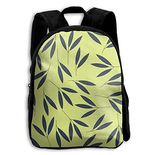 Kids Backpack Flower Art Outdoor School Backpacks Cool Bag Campus Daypack Gift