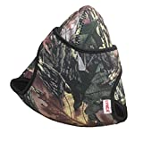 IMZ Medium M Size Camouflage Neoprene Camera DSLR SLR Soft Protection Sleeve Pouch Bag Case for Nikon Canon Sony Pentax Olympus Panasonic