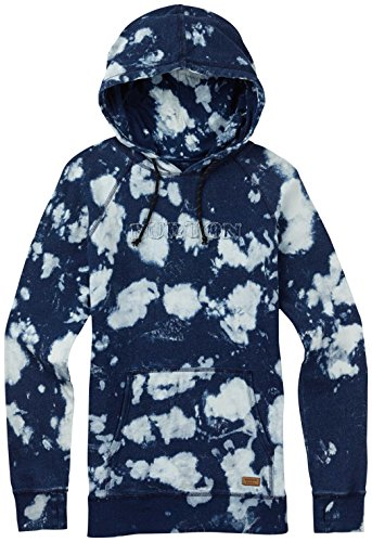 burton-140871-womens-custom-antidote-pullover-bleach-wash-m