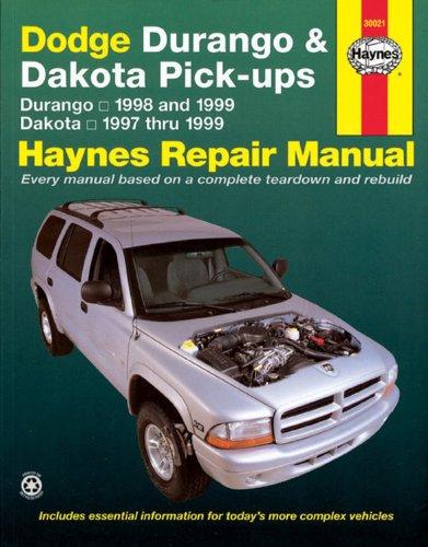 dodge dakota repair manual - 3