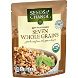 Seeds of Change Organic Seven Whole Grains (6 Pack), Ready to Heat 8.5 oz Pouches
