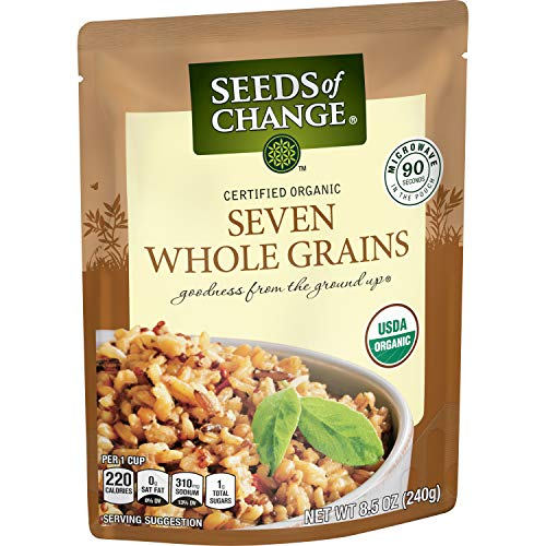 SEEDS OF CHANGE Organic Seven Whole Grains (12pk) ()