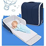 Portable Infantile Bed Multifunction Infantile Bed Foldable...