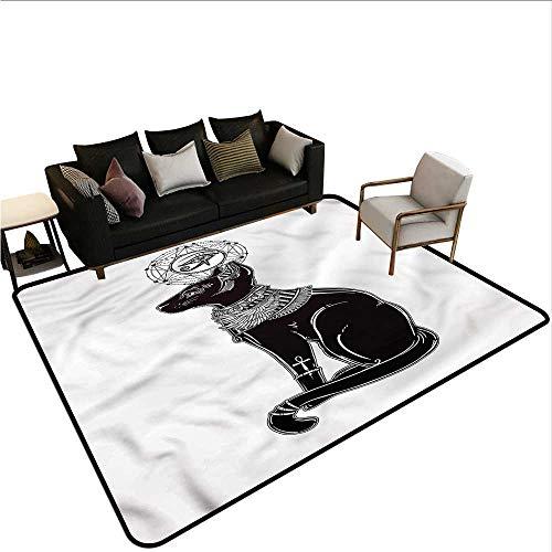 Occult,Home Bedroom Floor Mats 80
