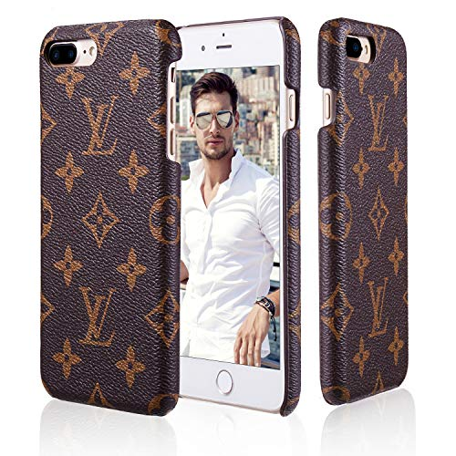 Sanyoo for iPhone 7/8 Leather Case,Luxury Cool Unique Stylish Chic Pattern Protective Shockproof Design Designer Cover,Case for Girls Ladies Women Men iPhone 7/8 4.7