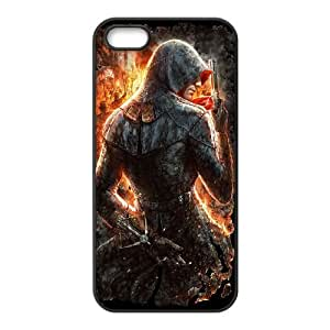Assassin'S Creed Unity iPhone5s Cell Phone Case Black DIY Ornaments xxy002-3701270