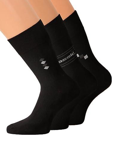kb-Socken Señor Calcetines sin goma Salud Calcetines sin costuras Punta mano geket telt Alto Porcentaje de algodón: Amazon.es: Ropa y accesorios