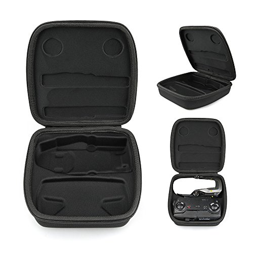 Rantow RC Quadcopter Storage Bag Case Hard Shell Protective Box Suitcase for DJI Mavic Air - Fits Mavic Air and Remote Controller by Rantow
