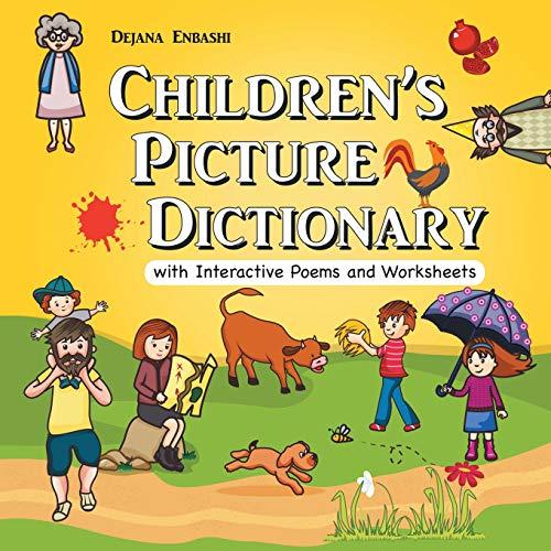 Childrens Picture Dictionary Dejana Enbashi