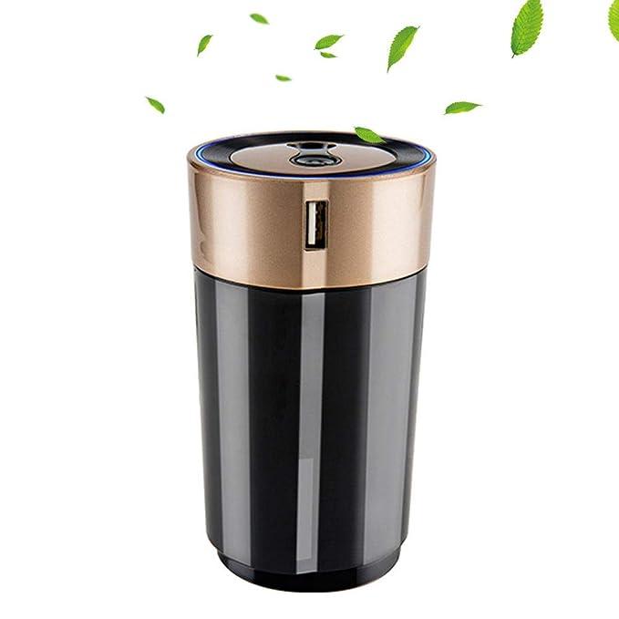 Amazon.com: HYM humidificador purificador de aire para coche ...