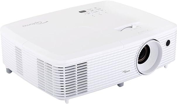 Optoma Ultra Home Cinema Projector w// DarbeeVision Enhanced Tech HD29Darbee
