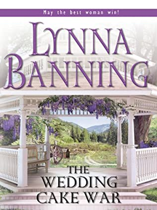 book cover of The Wedding Cake War