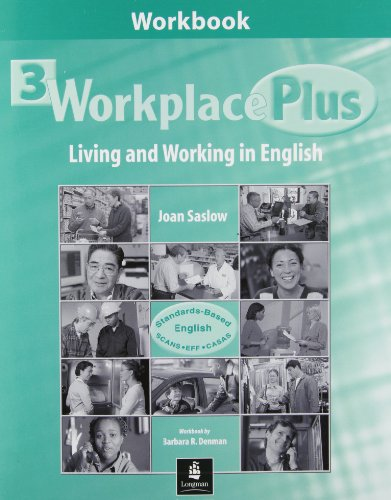 Workplace Plus 3 Workbook: Living and Working in English
