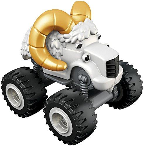 Fisher Price Nickelodeon Monster Machines Bighorn