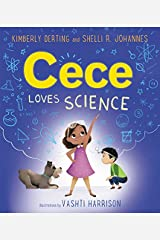 Cece Loves Science Hardcover
