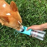 Dog Water Bottle Portable Pet Water Bottle Leak