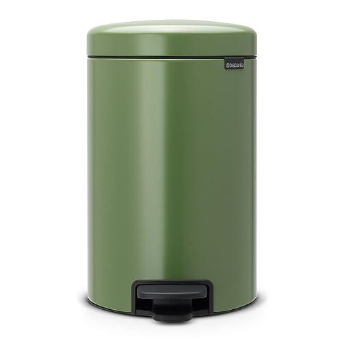 Green Kitchen Bin: Green Kitchen Pedal Bin: Amazon.co.uk