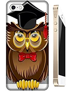 The Clever Owl Doctor stand handsome fashion cell phone cases For Apple Accessory iPhone 5C