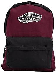 VANS Realm Backpack - Black/Port Royal