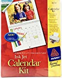 Avery 3278 Ink Jet Calendar Kit