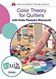 DVD - Color Theory for Quilters: Complete Iquilt Class (IQ Quilt)