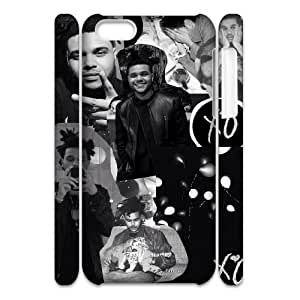 VNCASE The Weeknd XO Phone Case For Iphone 4/4s [Pattern-4]