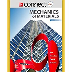 Connect 1-Semester Access Card for Mechanics of Materials