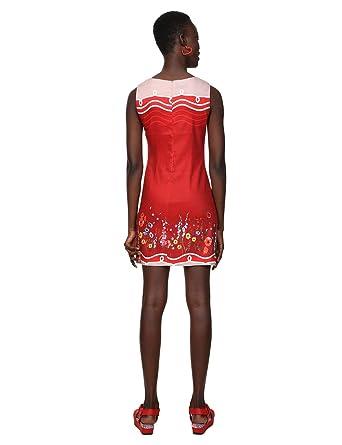 Desigual Debrecen, Vestido para Mujer: Amazon.es: Ropa y