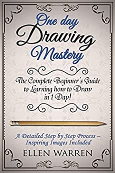 DRAWING Complete Beginners Learning Inspiring ebook product image