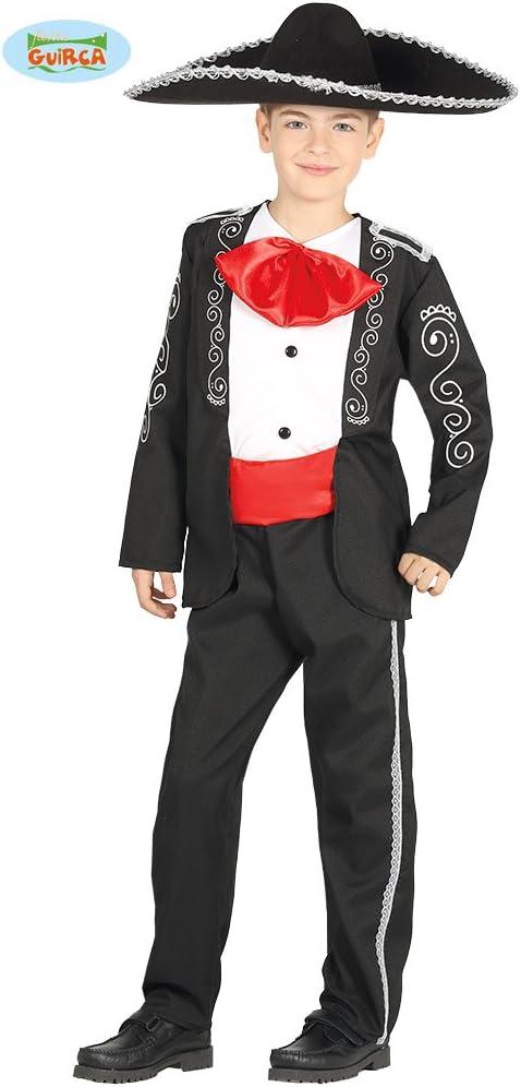 Disfraz de Mariachi Mexicano para niño: Amazon.es: Juguetes y juegos