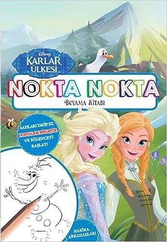 Disney Karlar ülkesi Nokta Nokta Boyama Kitabı Sayfaları Takip Et