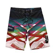 Black Star Men Beach Shorts Boardshort Shorts Quick Drying Surf Board Shorts